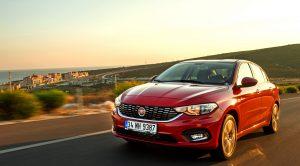 Fiat, Egea Sedan İçin 25 bin TL'ye Varan 0 Faizli Kredi İmkanı Sunuyor