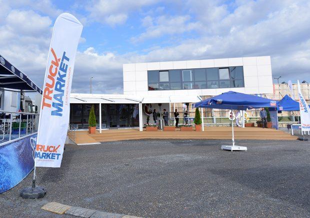 Ford Trucks'ın 2. el ağır ticari araçların güvenli alım satımı için hizmete açtığı TruckMarket merkezi satış noktası İstanbul Sancaktepe'de açıldı.