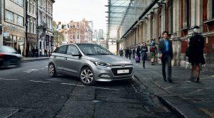Hyundai i20'nin Dizel Versiyonuna Elite Donanım Seviyesi
