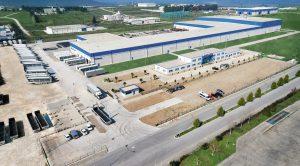 Krone Türkiye Tire'de Şasi Fabrikası Kuracak