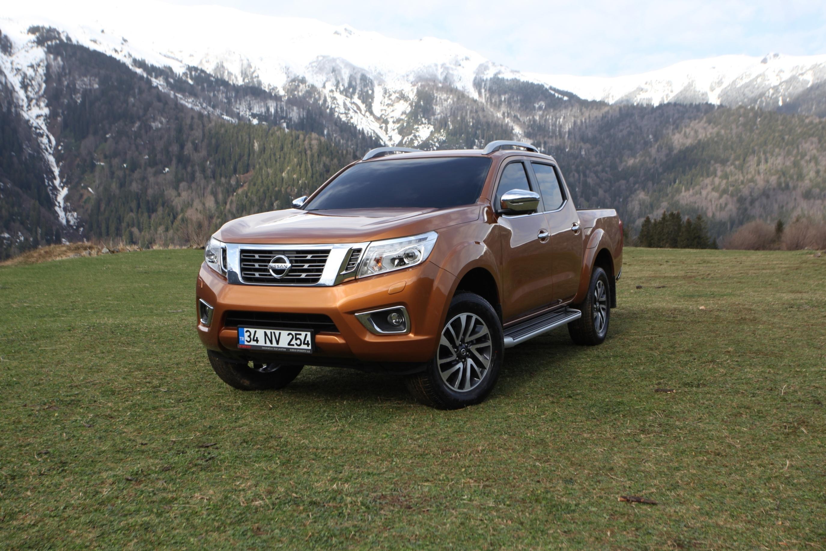 Yeni Nissan Navara Sürüş İzlenimi