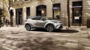 All Details Toyota C-HR