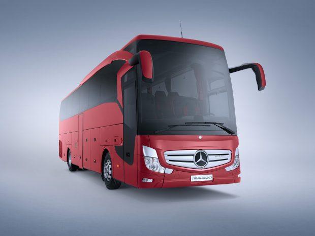 Mercedes-Benz Türk, Travego 15 SHD, Tourismo 15 RHD ve Tourismo 16 RHD otobüs alımlarında, 600 bin TL'ye varan kredi tutarları için Mercedes-Benz Kasko kullanımında 40 ay vadeli yüzde 1,10 sabit faiz oranı ile 9 bin 408 TL'den başlayan aylık ödeme seçenekleri sunuyor.