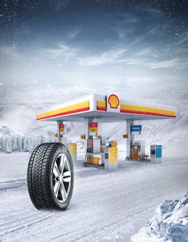 Lassa ve Bridgestone'nun yeni kış kampanyası ile 4 adet kış lastiği alanlar 160 TL'lik indirimin yanı sıra Shell'den yakıt hediyesi kazanıyor.