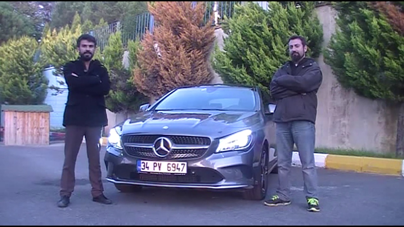 Mercedes-Benz CLA 180D Sürüş İzlenimi
