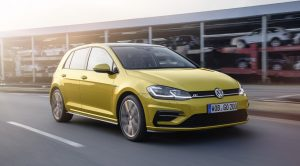 Volkswagen World Premiere – The new Golf