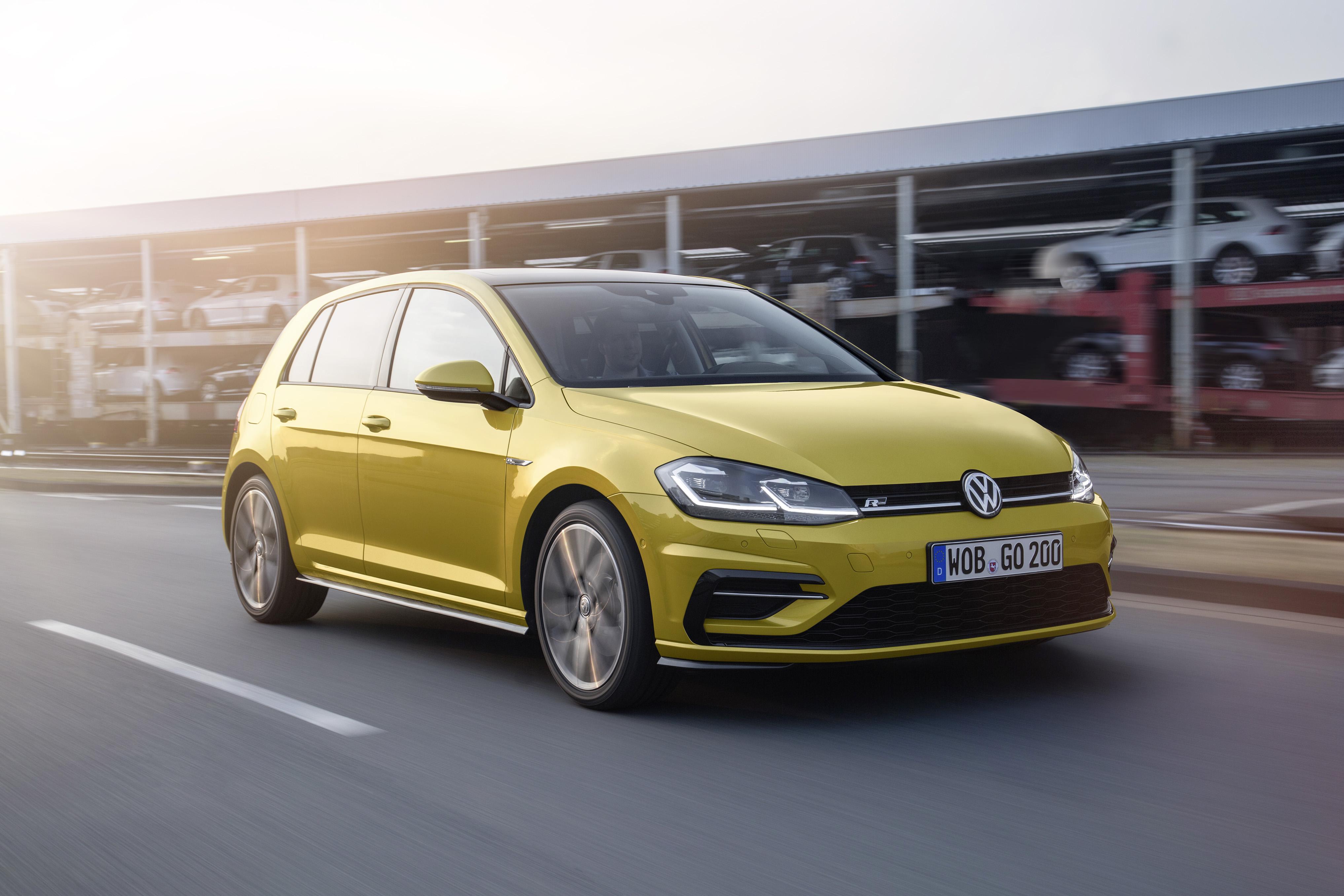 Volkswagen World Premiere – The new Golf