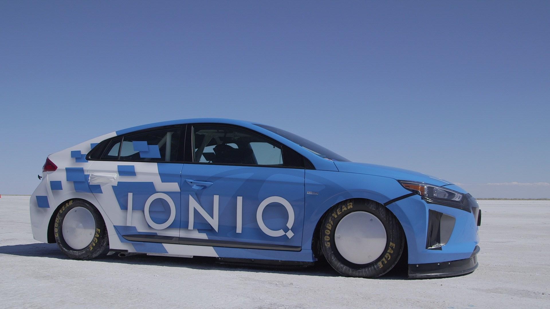 Hyundai IONIQ Euro NCAP Çarpışma Testinden 5 Yıldız Aldı