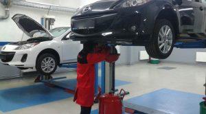 """Mazda Bayi ve Servis Ağında """"Kışa Bakımlı Girin"""" Servis Kampanyası"""