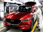 Production of all-new Mazda CX-5 begins in Japan