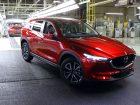 Yeni Mazda CX-5'in üretimi Japonya'da başladı