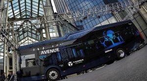 Türkiye'nin Yüzde 100 Yerli ve Elektrikli İlk Şehiriçi Otobüsü Temsa Avenue EV