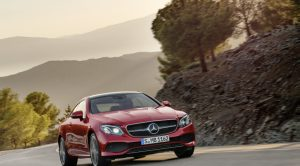 Mercedes-Benz E-Class Coupe Foto Galeri