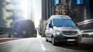 Mercedes-Benz Türk, Aralık Ayında Sprinter'ı 24 bin 500 TL İndirimli Satıyor