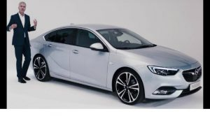 Opel Insignia Grand Sport Design Walk Around