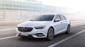 Opel'in Amiral Gemisi Her Anlamda Yenilendi: Insignia Grand Sport