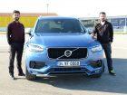 Volvo Xc90 D5 R Design Sürüş İzlenimi