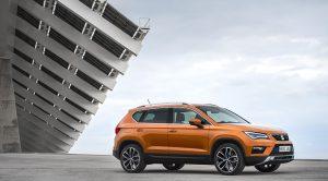 Seat'ın ilk SUV'u Ateca 2017'nin En İyi Otomobili Seçildi