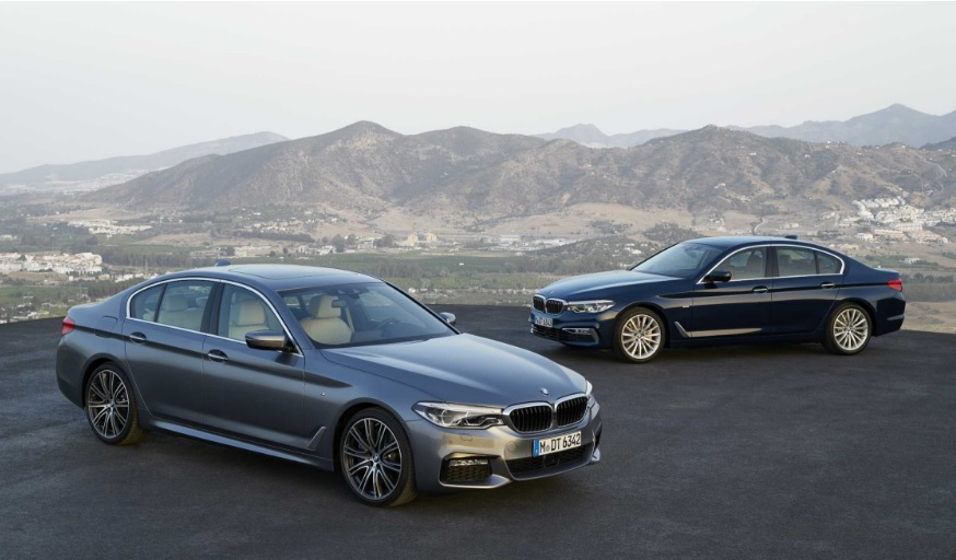 BMW to introduce new models at the Detroit Auto Show