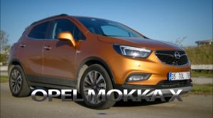 Opel Mokka X Sürüş İzlenimi