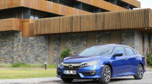 Honda Ocak Ayında 2017 model Civic'leri 2016 Fiyatlarıyla Satıyor