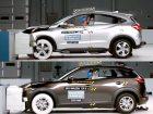 Mazda CX3 Honda HR-V Çarpışma Testi