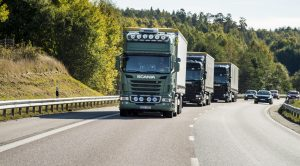 Scania'nın Otonom Kamyonları Singapur Limanı'nda Çalışacak