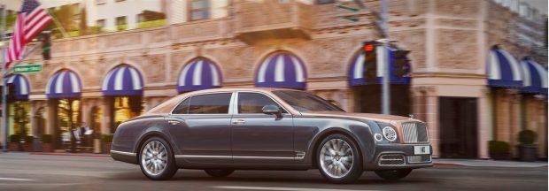 Bentley 2016 Satış Adedi: 9