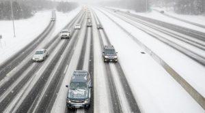 Karla Kaplı Yolda Otomobil Kullanırken Nelere Dikkat Etmelisiniz?
