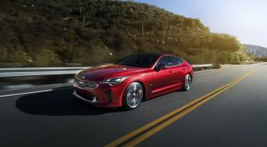 En Hızlı En Lüks ve En Pahalı Kia Modeli: Kia Stinger