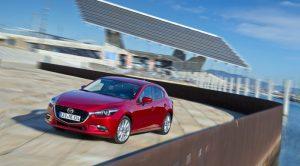 2017 Mazda3 Türkiye'de Satışa Sunuldu