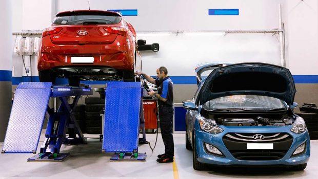 Servis Otomasyon Programı ile Hyundai, tüm servis süreçlerinin etkin bir şekilde kontrolünü ve takibini dijital ortamda sağlayarak, müşteri memnuniyeti ve ilk seferde doğru onarım hedeflerine ulaşmayı hedefliyor.