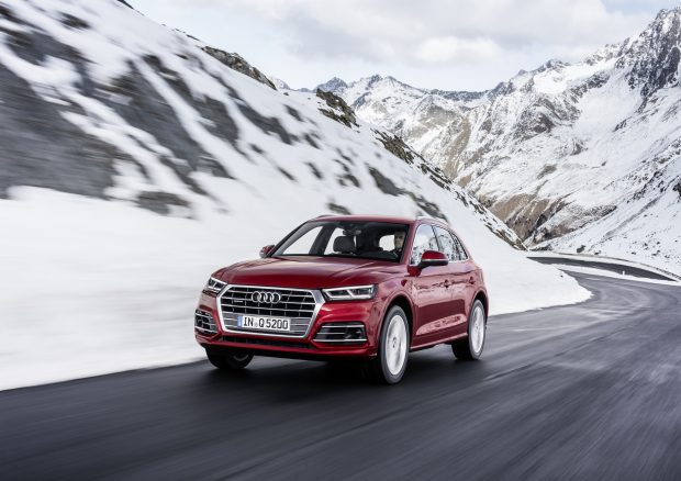 Quattro teknolojili 8 milyonuncu otomobil, Audi'nin Meksika'da bulunan San Jose Chiapa Üretim Merkezi'nde banttan indirilen yeni Q5 2.0 TFSI oldu.