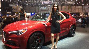 Alfa Romeo'nun ilk SUV modeli Stelvio 2017'nin Son Çeyreğinde Türkiye'de