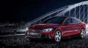 A5 Sportback 1.4 TFSI Motor Seçeneğiyle Türkiye'de Satışa Sunuldu
