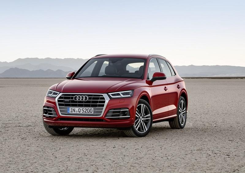 Audi Q5, 2.0 lt Dizel Motor Seçeneğiyle Türkiye'de Satışa Sunuldu