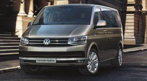 Volkswagen Caravelle Yeni Highline donanımı ile Türkiye'de Satışa Sunuldu