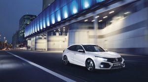Honda Civic Hatchback 11 Mart'tan İtibaren Türkiye'de Satışa Sunuluyor