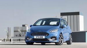 Üç Silindirli Motorla Güçlendirilen İlk Ford Performance Modeli: Fiesta ST