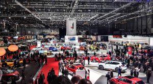 Cenevre Motor Show Yeni Dünya Prömiyerlerine Ev Sahipliği Yapacak