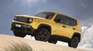 Jeep'ten Renegade için Yüzde 0.99 Faiz ve 40 bin TL'ye Kadar Kredi