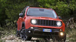 Jeep Renegade, Dizel Motor ve Otomatik Şanzıman Seçeneği ile Satışta