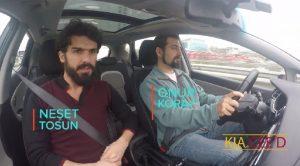 Kia Cee'd 1.6 Dizel Otomatik Premium Sürüş İzlenimi