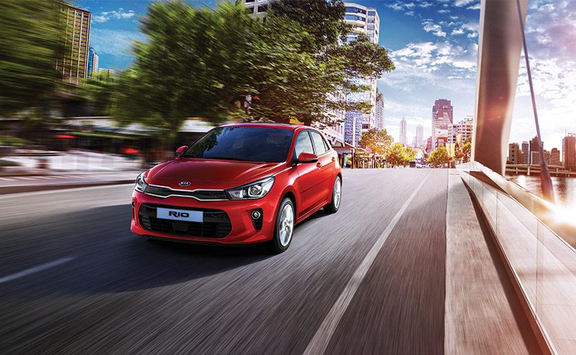 Kia Rio Hatchback 3 Farklı Motor ve 3 Donanımla Türkiye'de Satışta