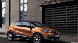 Yenilenen Renault Captur Cenevre Motor Show'da Tanıtıldı