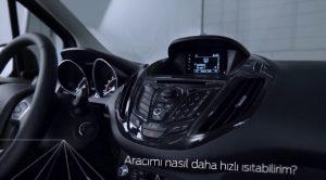 Otomobilinizin İçini En Hızlı Şekilde Nasıl Isıtabilir ve Soğutabilirsiniz?