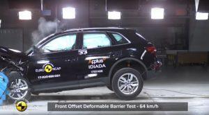 Audi'nin SUV Modeli Q5 Yeni Nesliyle Euro NCAP'ten 5 Yıldız Aldı