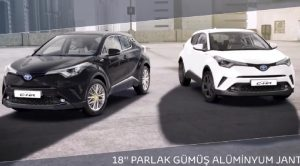 Toyota'nın C-SUV Modeli C-HR Hangi Aksesuarlara Sahip?