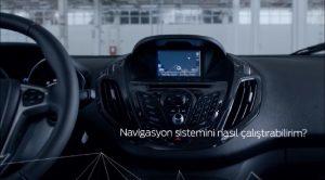 Ford Navigasyon Sistemi Nasıl Kullanılır?