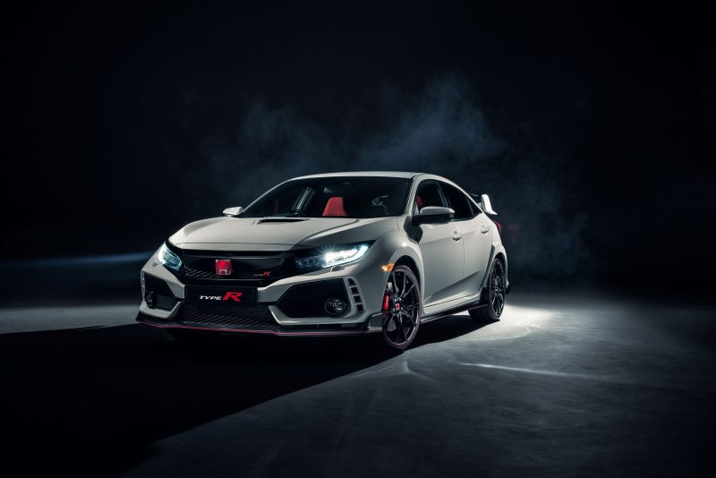 Güç İkonu Cenevre Motor Show'da Tanıtıldı: Honda Civic Type R